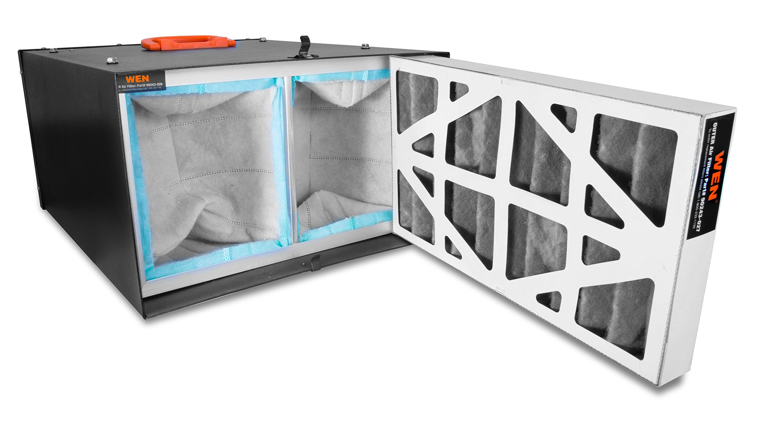 WEN 3410 3-Speed Remote-Controlled Air Filtration System by WEN (Image #3)