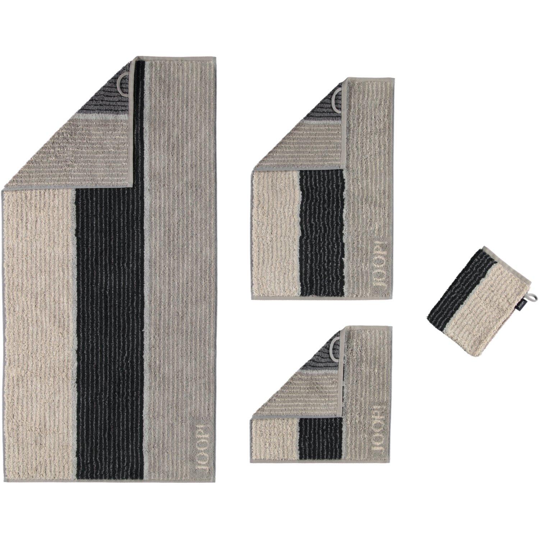 Waschhandschuh 16x22 cm Joop Frottier Handt/ücher Signature Lines Cassis