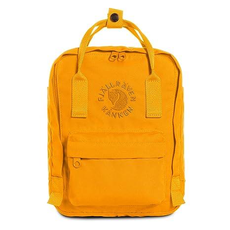 d899c9543 Fjallraven Re-Kanken Mini Backpack (Sunflower): Amazon.ca: Luggage & Bags