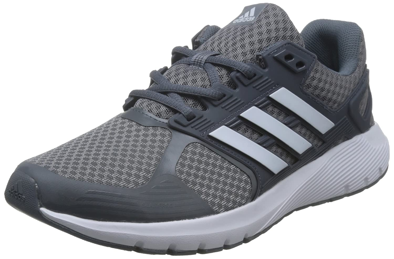 Adidas Duramo 8 M, Zapatillas de Running para Hombre 40 EU|Gris (Grey/Footwear White/Onix)