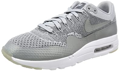 a8b107f21a1 NIKE Air Max 1 Ultra Flyknit Mens Running Trainers 843384 Sneakers Shoes  (US 6