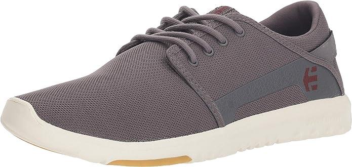 Etnies Scout Sneakers Herren Grau/Rot