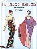 Art Deco Fashions Paper Dolls