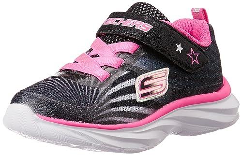 Skechers Pepsters Colorbeam coole Mädchen Mesh Sneakers multi, Skechers Fußbett, 424020837
