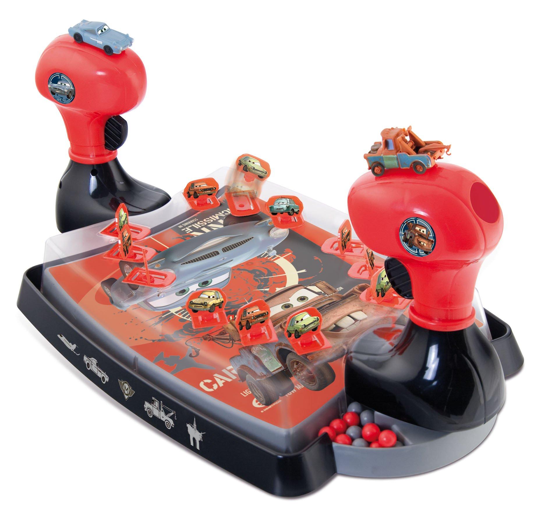 Cars 2 Spy Battle Game Exclusive with Mater & McFinn Disney Pixar