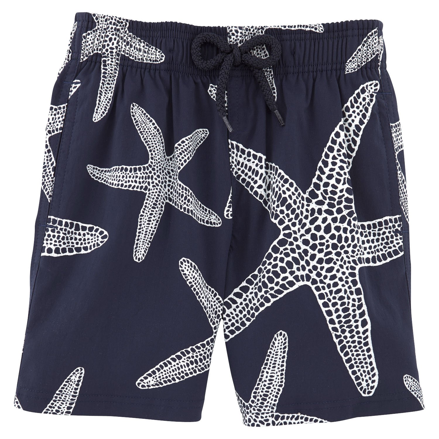 Vilebrequin Starlette Glow in The Dark Superflex Swim Shorts - Boys - Navy - 6