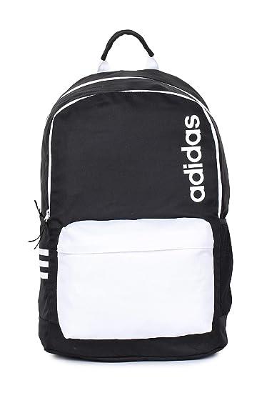 Adidas Unisex Black Classic Large Backpack