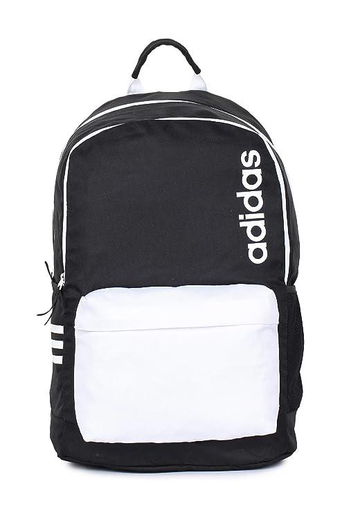 Adidas Unisex Black Classic Large Backpack  Amazon.in  Bags 702ec9edbe2f9