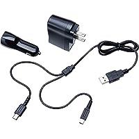 Energizer - Cargador universal con entrada USB (casa y coche)