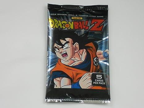 Dragon Ball Z 2014 juego de cartas tarjeta de 5 unidades ...