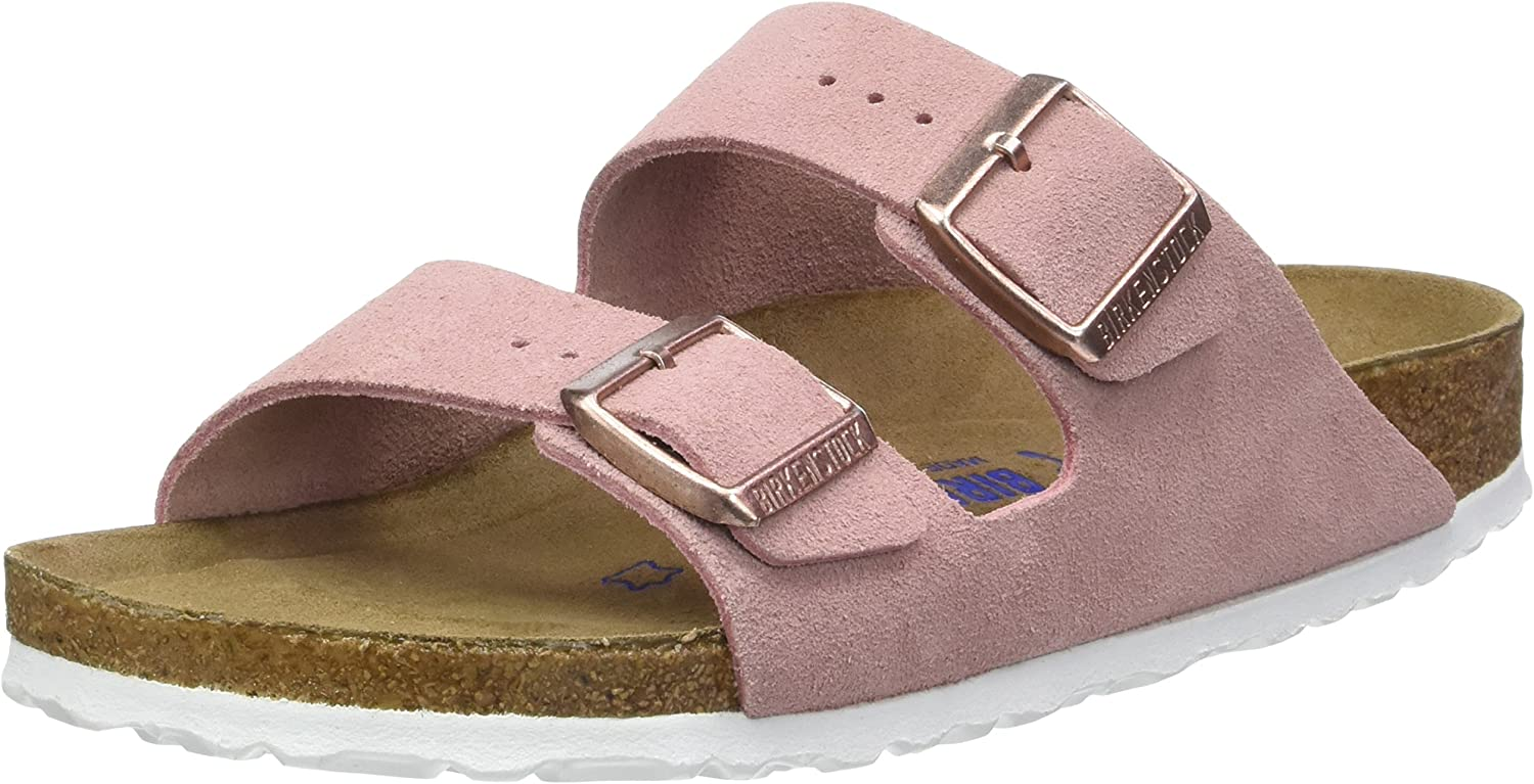 Birkenstock Arizona WB 1003731 Color Pink Size: 5.5