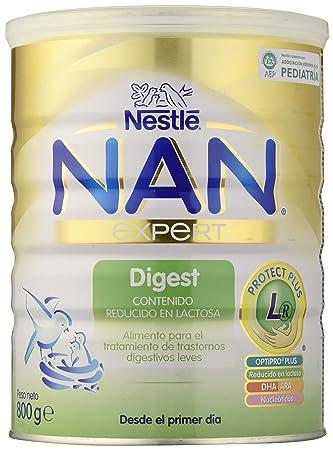 NAN Digest, Leche de continuación para bebé - 800 gr.: Amazon.es: Amazon Pantry
