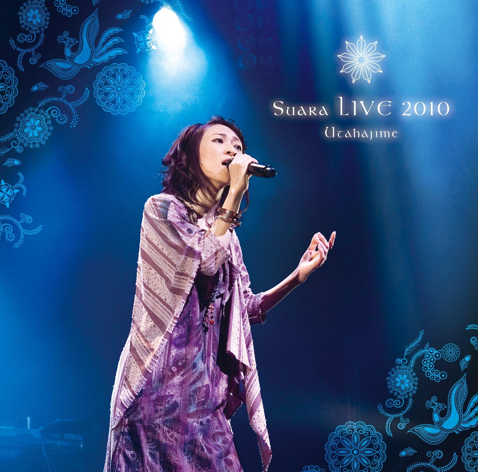 Suara – Suara LIVE 2010〜 歌始め〜 (2010) SACD DSF