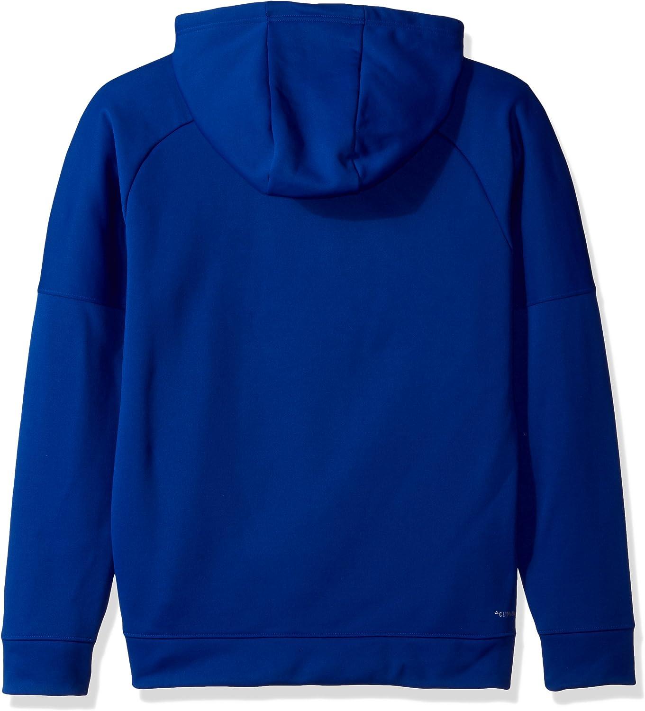 adidas NCAA Arched Heat Team Issue Fleece Pullover Hood