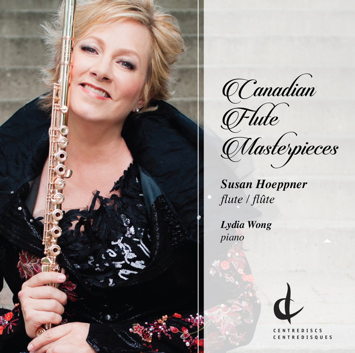 Canadian Flute Masterpieces by Susan Hoeppner