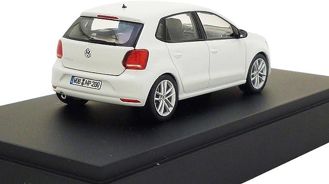 Volkswagen - Coche en Miniatura 6C1099300C9A, Polo A05-GP 4 ...