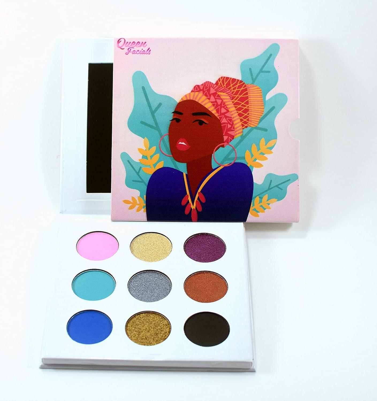 Malaika Eyeshadow Palette by Queen Facials