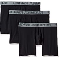 Under Armour Men's Charged Stretch Boxer Jock Underpants
