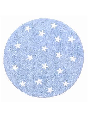 Finest lorena canals tappeto bambino cielo azzurro cm - Tappeto blu camera da letto ...