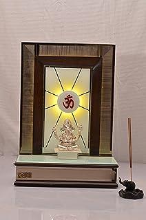 Buy Creata Interior Concepts Glass Home Temple 40 x 24x 16