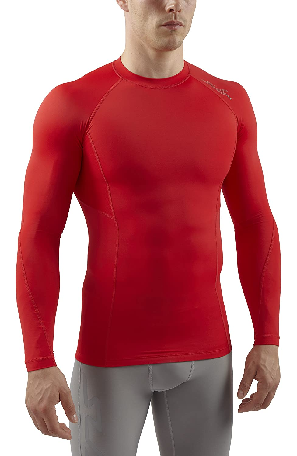 Sub Sports Womens Elite RX Graduated Compression Long Sleeve Base Layer Top