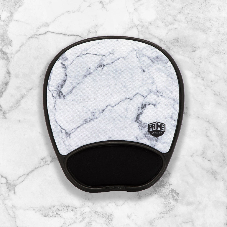 Prime Goods Ergonomic Mouse Pad, Marble (80702)