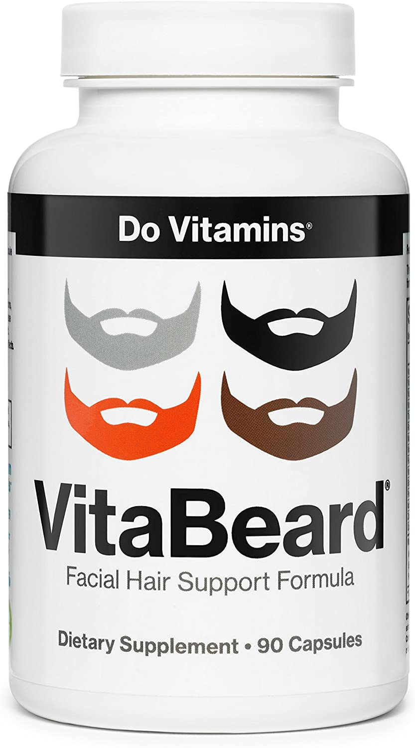 VitaBeard - Beard Growth Supplements for Men