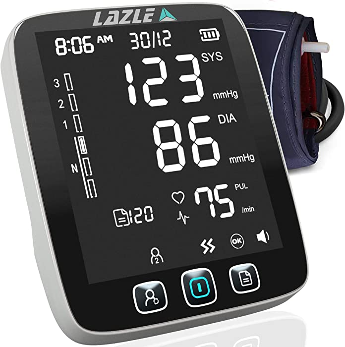Top 10 Home Blood Pressure Monitor The An Automatic