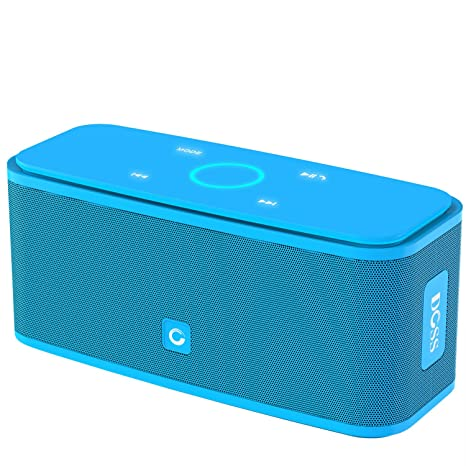 doss soundbox bluetooth speaker portable wireless bluetooth 40 touch speakers 12w hd sound bold bass