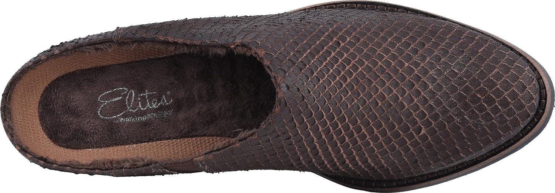 Walking US|Brown Cradles Womens Greer B078SXM949 11 D US|Brown Walking Cut Snake Print Leather 5bb6e9