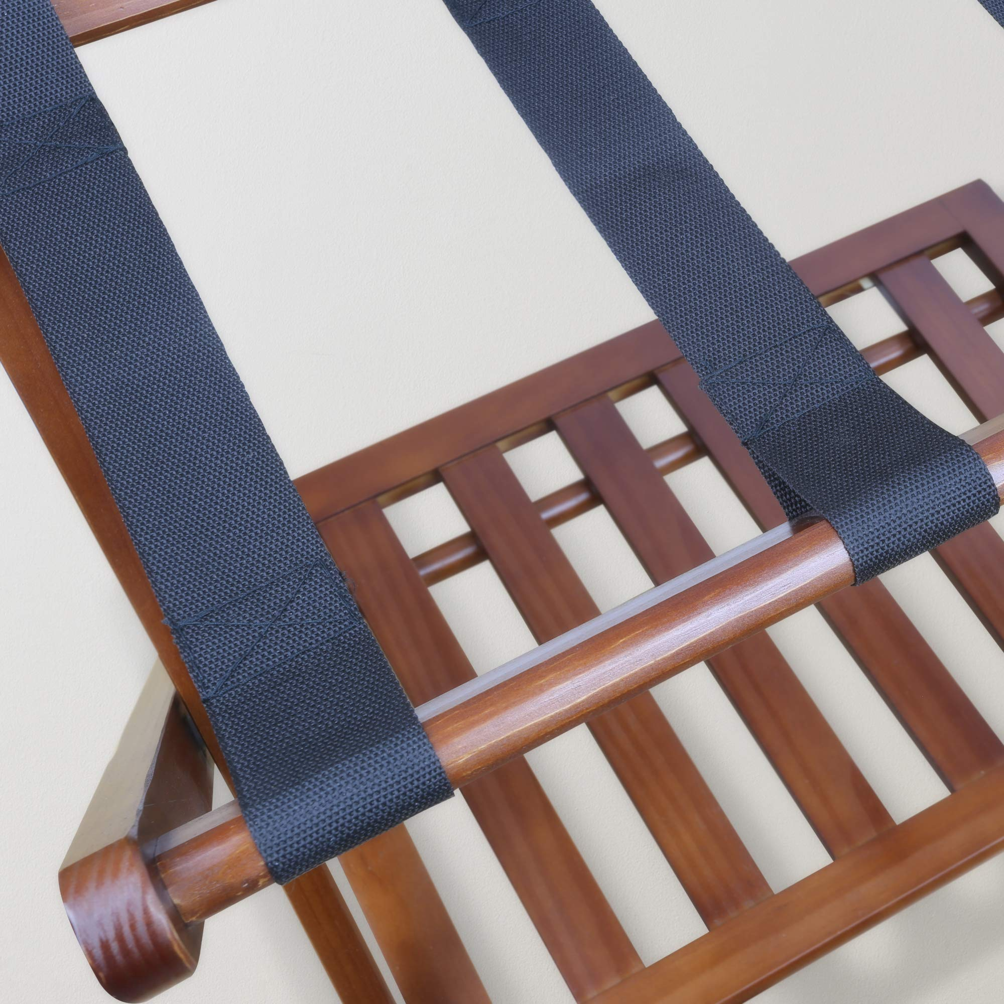 Casual Home Luggage Rack with Shelf by Casual Home (Image #12)