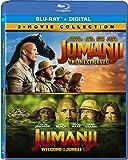 Jumanji: The Next Level / Jumanji: Welcome to the Jungle - Set [Blu-ray]