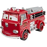 Disney Cars FJJ00 Veicolo Red Deluxe