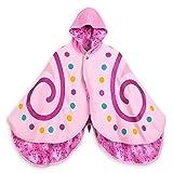 Disney Fancy Nancy Butterfly Wings Cover-Up for Girls Size M/L Pink