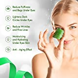 Under Eye Mask For Puffy Eyes With Aloe Vera, Under Eye Gel Pads, Dark Circles Under Eye Treatment For All Ages, Reduce Eye Puffiness, Hydrogel Eye Patch For Eye Bags And Under Eye Dark Circles