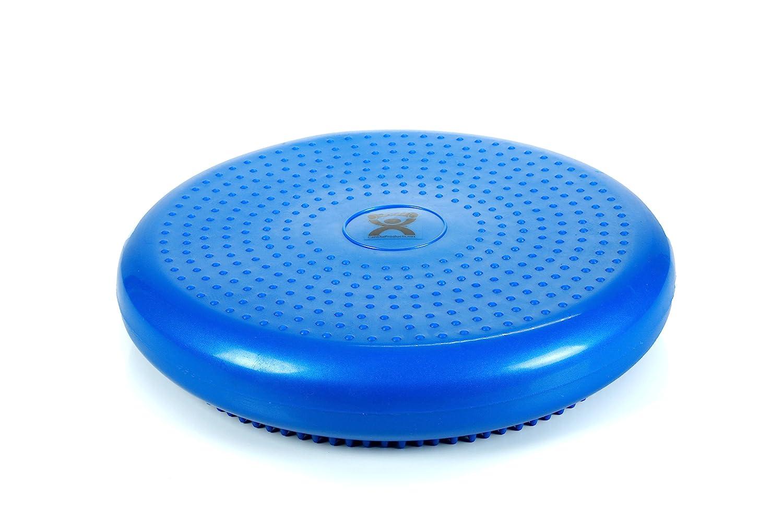 CanDo Inflatable Vestibular Balance Disc, 13.8 diameter, Blue 13.8 diameter Fabrication Enterprises 30-1870B