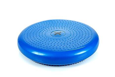 13.8 Diameter Green CanDo Inflatable Vestibular Balance Disc