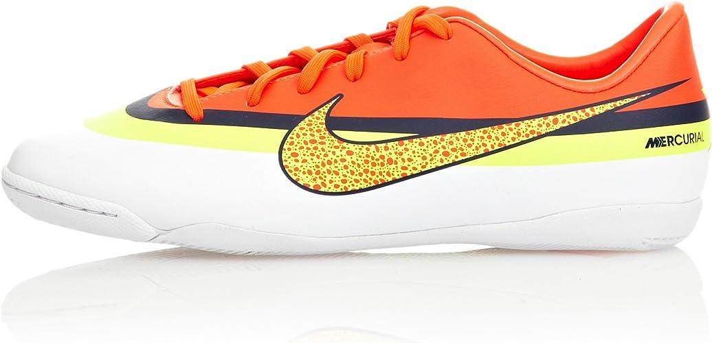 Yellow 11 Nike Junior Mercurial Victory IV IC