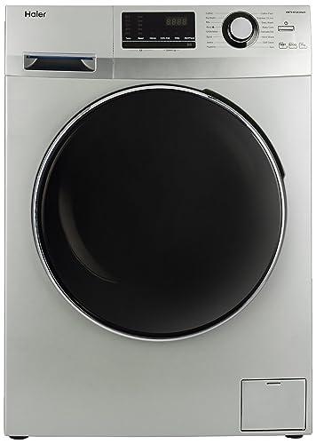 Haier 7 kg Fully-Automatic Front Loading Washing Machine ... on