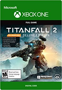 Titanfall 2 Deluxe Edition - Xbox One Digital Code