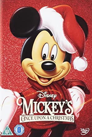 Mickey Once Upon A Christmas.Amazon Com Mickey S Once Upon A Christmas Region 2