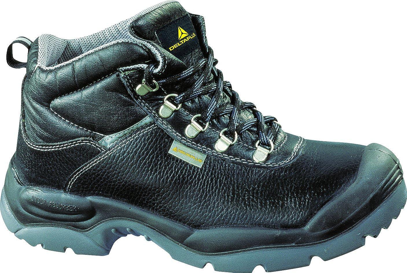 Panoply - Botas de cuero para hombre, color gris, talla 45: Amazon.es: Zapatos y complementos