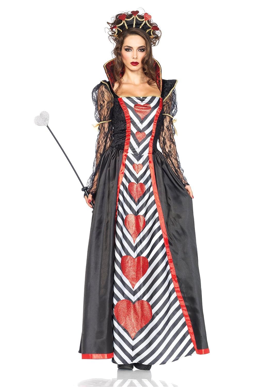 Leg Avenue 85,441 - Wonderland Reina de vestuario, de gran tamaño (40 euros)