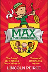 Max and the Midknights Kindle Edition