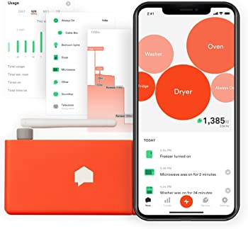 Sense Energy Monitor to Track Energy Usage