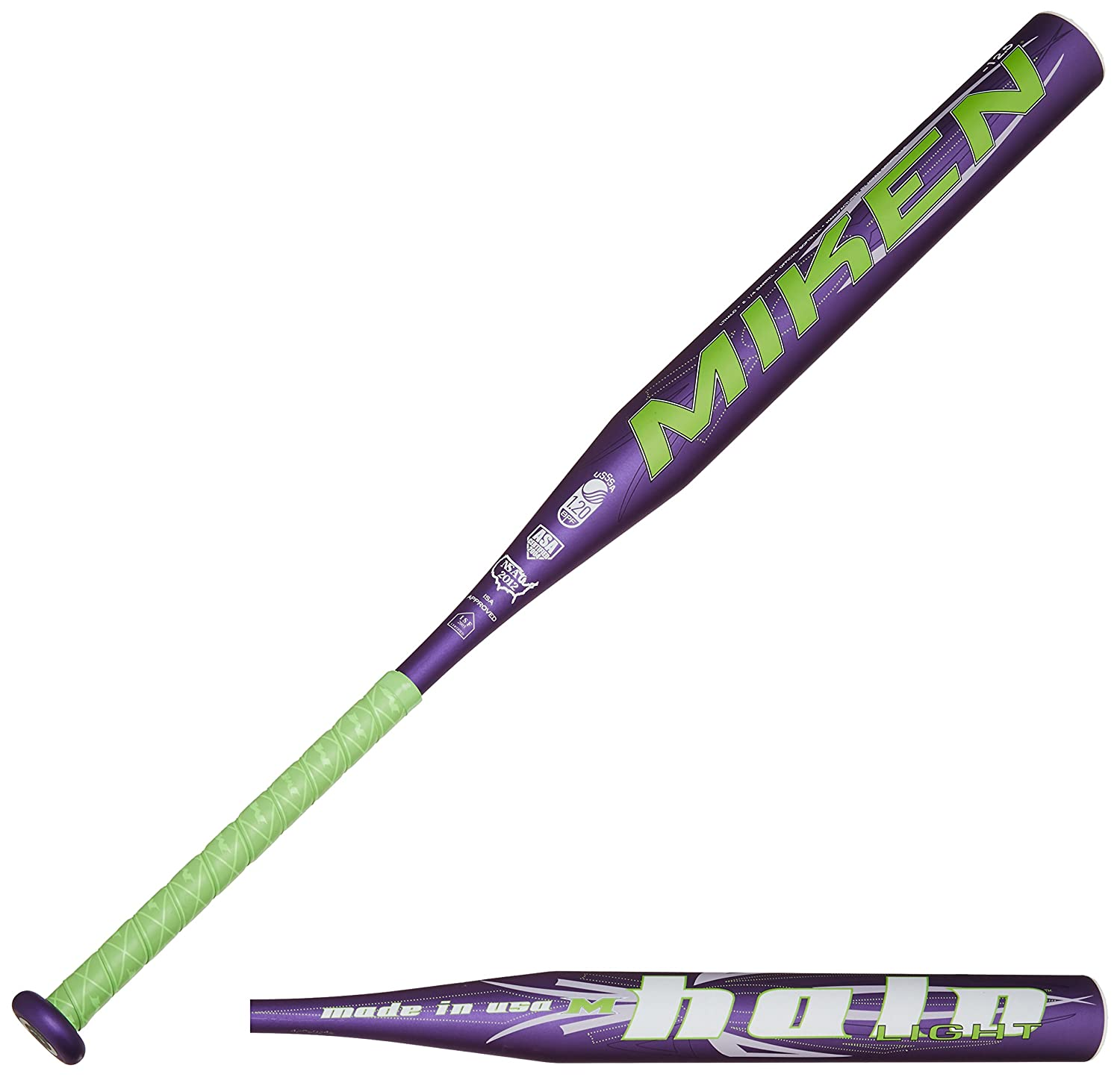 Light Composite Fast Pitch Softball Bat