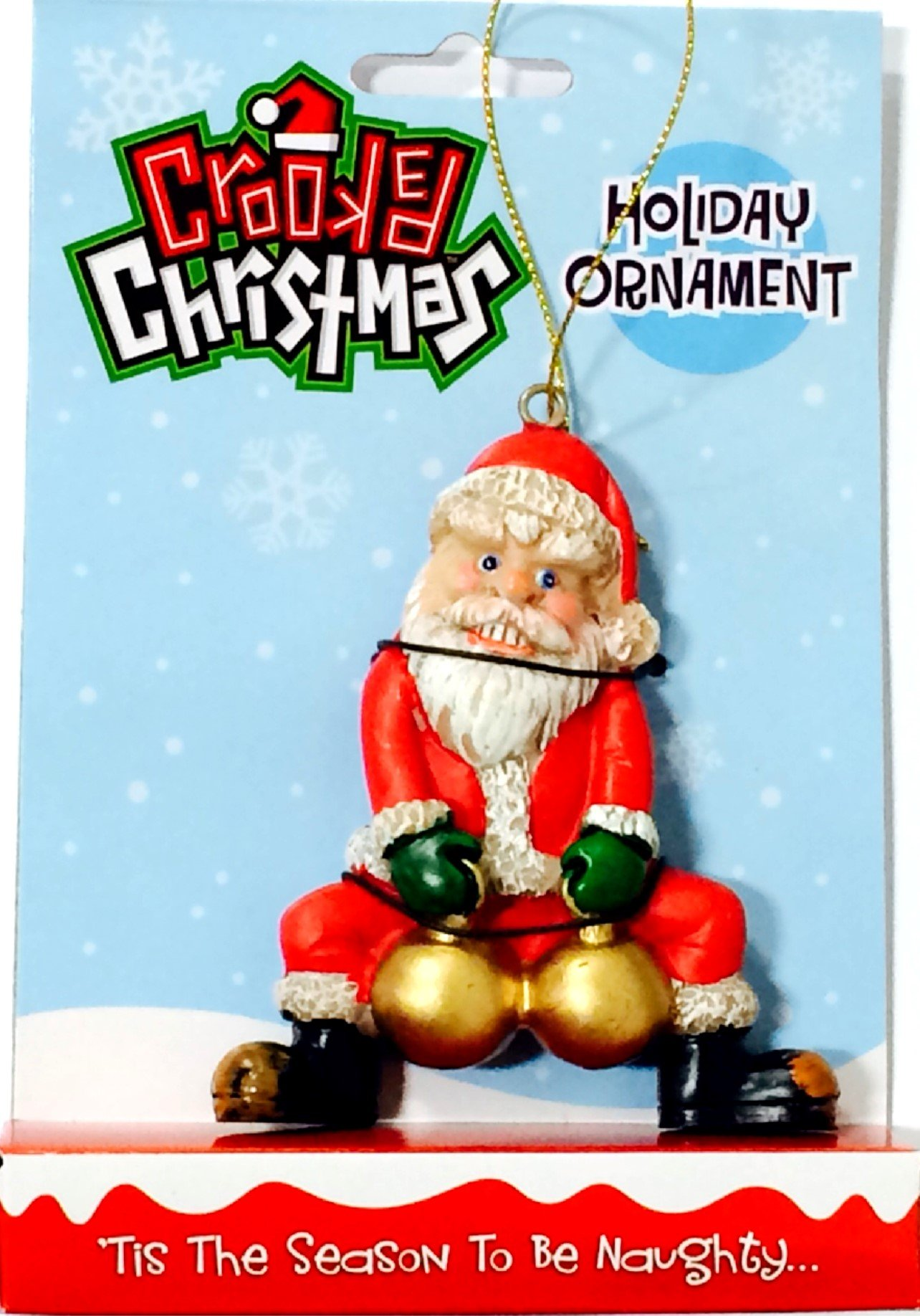 Funny Christmas Ornaments: Amazon.com
