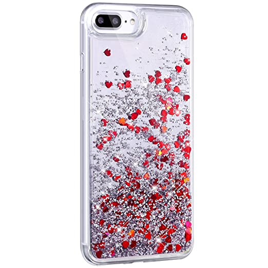 Surakey - Carcasa de silicona con efecto espejo para iPhone ...