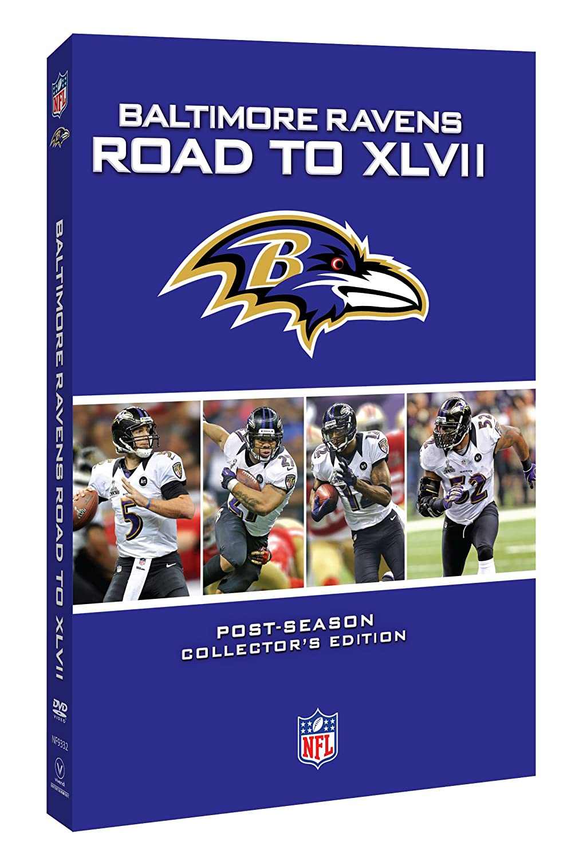 7930560d Amazon.com: NFL: Baltimore Ravens: Road to XLVII: Various, NFL Films ...
