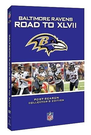 Amazon.com: NFL: Baltimore Ravens: Road to XLVII: Various, NFL Films on